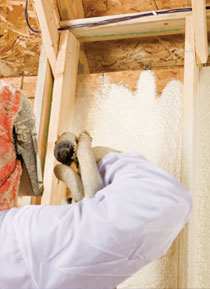 Point Pleasant Spray Foam Insulation Services and Benefits